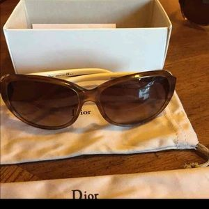 Other - Authentic Dior Sunglassess